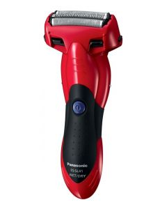 Panasonic 3-Blade Wet/Dry Rechargeable Shaver - Red (ES-SL41-R541)