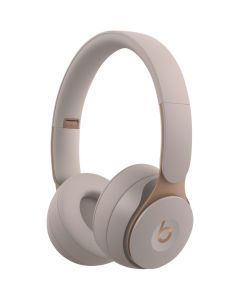 Beats Solo Pro Wireless Pure Active Noise Cancelling Headphones - Grey