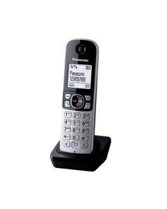 Panasonic Additional Cordless Handset for KX-TG68 Series Phones (KX-TGA681AZB)