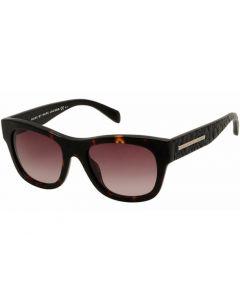 Marc By Marc Jacobs MMJ 330/N/S 4NC/J6 Sunglasses Havana Black Frame Brown Shaded Lens - Genuine Australian Stock