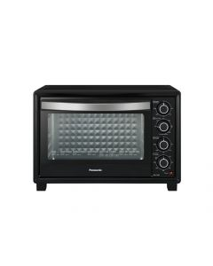 Panasonic 38L Electric Benchtop Oven with Rotisserie (NB-H3801KST)