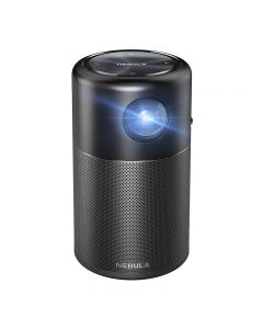 Nebula Capsule Smart Portable Wireless DLP Projector - Black (D4111C11)