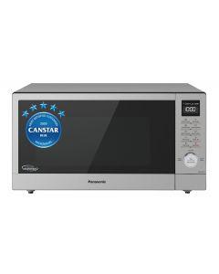 Panasonic 44L 1100W Stainless Steel Cyclonic Inverter Microwave (NN-SD79L)