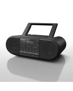 Panasonic Powerful Portable FM Radio & CD Player (RX-D500)