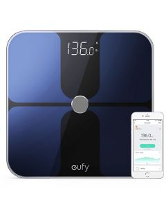Eufy Full-Body Bluetooth Smart Scale – Black (T9140011)