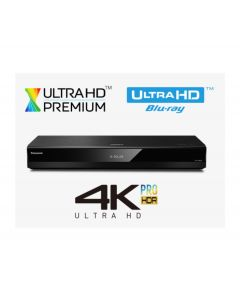 Panasonic Ultra HD Blu-ray Player (4K/HDR) (DP-UB820)